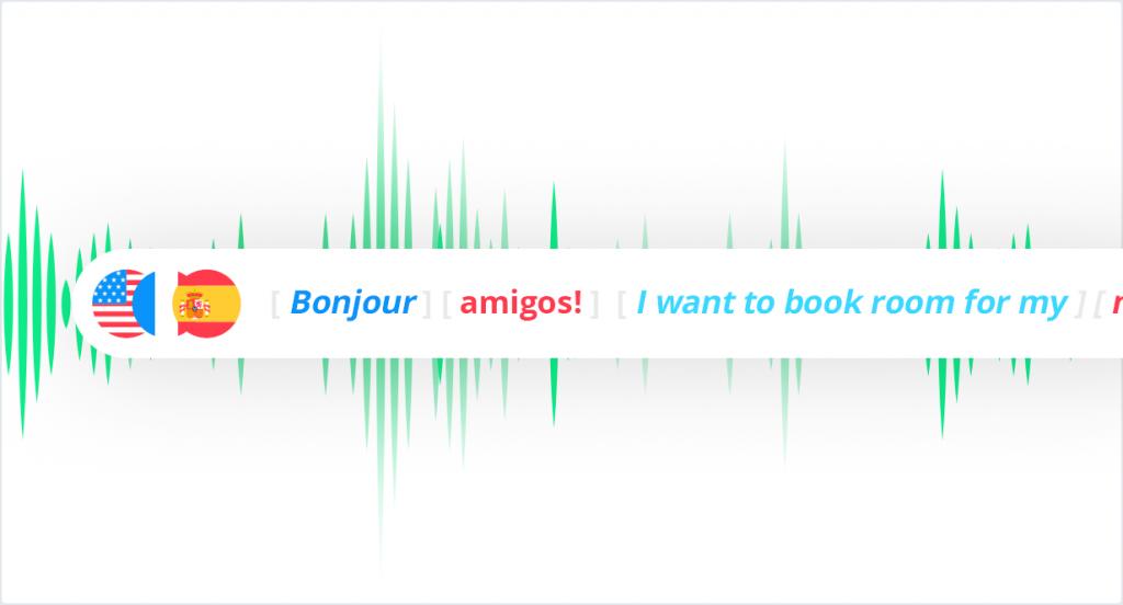 Multiple Languages Speech Recognition